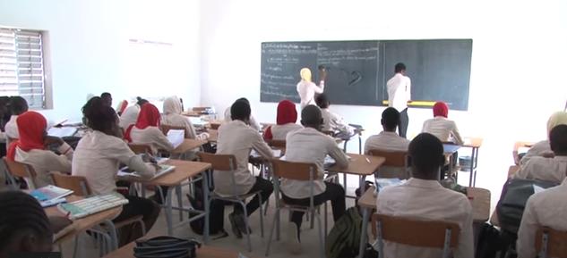 lycée scientifique d'excellence de Diourbel